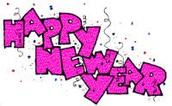 Here's wishing you all a HAPPY NEW YEAR!