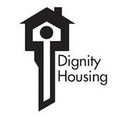 10% de todas las donaciones van a la dignidad de la cooperación housing
