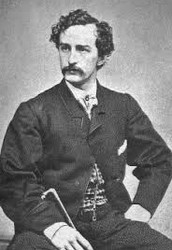 """""""John Wilkes Booth awoke depressed...all he knew this morning when he crawled out of bed was that he could not stand another day of union victory celebrations."""" (P.9)"""