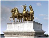 Τα τέσσερα άλογα της βασιλικής του Αγίου Μάρκου
