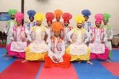 I was chosen to Dance for Shaan Punjab Dee Bhangra Crew