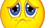 Displeased and Upset