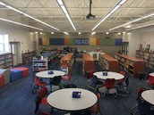 About Murphy Elementary Library