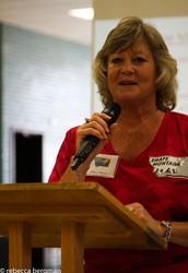 Executive Director Nancy Stock