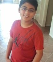 Sair Allana - 6th Grade