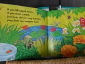 Creepy Crawly Calypso Book
