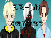 We are 32-Bit Game's