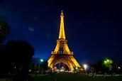 The Eifell Tower