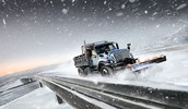 Snow Plowing Service In Calgary