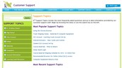 K12 Customer Support