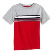 red and grey shirt is in only is now of only 630