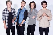 2.) One Direction