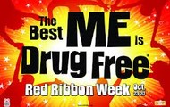 you and your friends can be drug free
