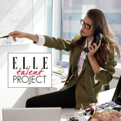 Selection committee of Elle Talent Project