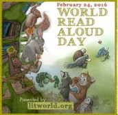 February 24 - World Read Aloud Day