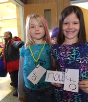 Sight Word Necklaces