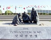 A Korean Memorial in South Korea