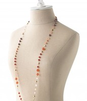Aileen Necklace Pink