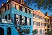 South & Central Regions: Charleston, SC