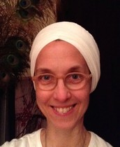 Instructor for the Chakra Series is Padmani Kaur