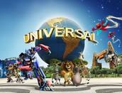Trip to Universal Studios