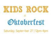 Kids Rock at Oktoberfest