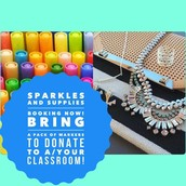 Sparkles and Supplies
