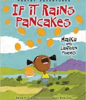 If it Rains Pancakes: Haiku & Lantern Poems by Brian P. Cleary