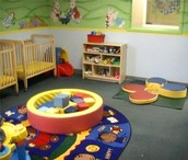 Youngest toddlers environment - 1 year olds