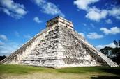 A pyramid