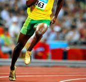 Usain Bolt (legs)