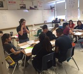 TJHS Language Acquisition Camp a Hit with TJHS ESL Students