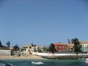 Le Goree Island