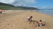 La playa de los guiris