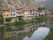 Houses in Turkey