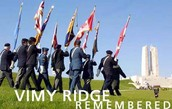 Vimy Ridge Remembered