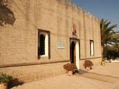 Casa de Blas Infante en Coria del Río