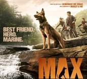 Max. Best Friend. Hero. Marine.  By: Boaz Yakin, Sheldon Lettich
