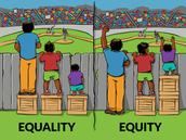 Equality vs. Equity