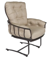 Montera Spring Base Club Dining Chair