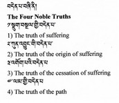 Buddhism: What are the Four Noble Truth's