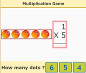 3.OA.1 Multiplicaciones