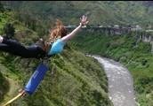 Raftin Tour Baños