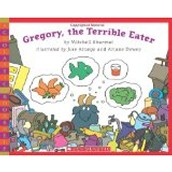 Gregory, the Terrible Eater ~ Mitchell Sharmat