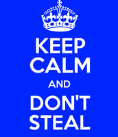 lol dont't steal