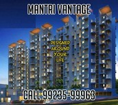 Mantri Vantage Floor Plans Development Is Being Constructed By Means Of Mantri Collection