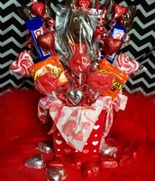Small Candy Bouquet $12.00 Donation