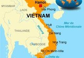Countries That Vietnam Border