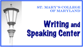 The Writing & Speaking Center