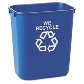 WHAT DO WE RECYCLE AT SUFFOLK?